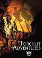 Torchlit Adventures Spell Cards