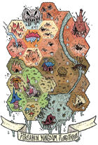 Fungithrill - A Twitter Hexmap