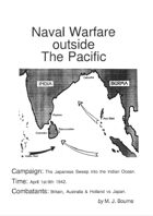 The Japanese sweep into the Indian Ocean