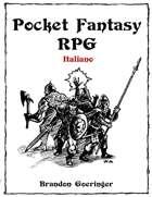 Pocket Fantasy RPG - italiano