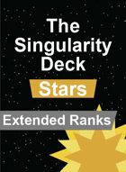 The Singularity Deck - Stars Extended Ranks