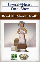 Read All About Death! - A Crystal Heart One-shot
