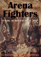 Arena Fighters (Rule Book)