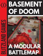 Basement of Doom - A Modular BattleMap