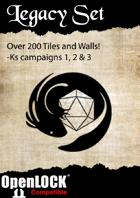 Axolote Tiles - Legacy Tiles [BUNDLE]
