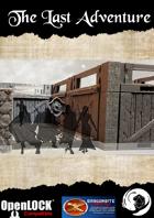 Adventures in Uxeden: The Last Adventure