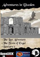 Adventures in Uxeden [BUNDLE]