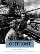 Ostfront Quick-Fire Rules