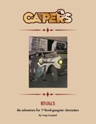 CAPERS Adventure - Rivals