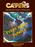 Every CAPERS Book [BUNDLE]