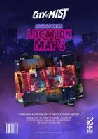 City of Mist: Location Maps