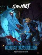 City of Mist: Suits Unveiled