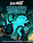 City of Mist: Shadows & Showdowns [BUNDLE]