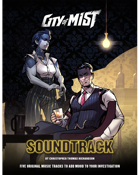 City of Mist: All-Seeing Eye Investigations Soundtrack