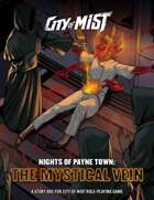 City of Mist: Nights of Payne Town - The Mystical Vein [BUNDLE]