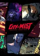 City of Mist Garage - District Template