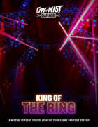 King of the Ring - A City of Mist Case