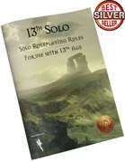 13th Solo - Solo Roleplaying Rules Compatible with 13th Age