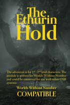 The Ethurin Hold - A Worlds Without Number Compatible Adventure