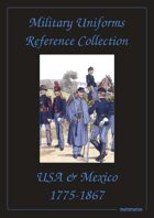 USA & Mexico Military Uniforms Reference Collection