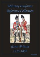 Great Britain Military Uniforms Reference Collection