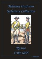 Russia Military Uniforms Reference Collection