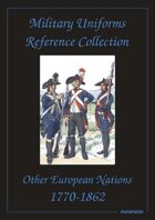 Belgium, Luxemberg & Switzerland Military Uniforms Reference Collection