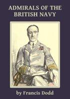 Admirals Of The British Navy