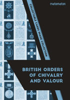 British Orders Of Chivalry And Valour Collectable Cards Image Collection