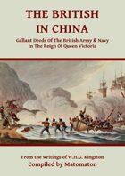 The British In China: Maps & Book [BUNDLE]