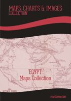 The British In Egypt: Maps Collection