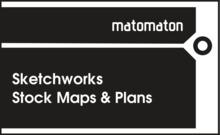 Sketchworks Stock Maps & Plans