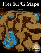 Free RPG Maps from Copper Dragon Games