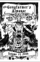 2016 Gongfarmer's Almanac, Volume #1