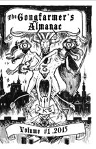 2015 Gongfarmer's Almanac, consolidated edition Vols #1-6