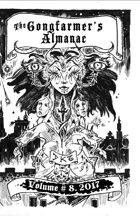 2017 Gongfarmer's Almanac, Volume #8