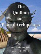 The Quillian of Planet Archipelago