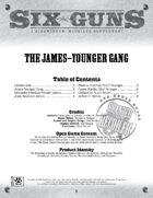 Six Guns: The James-Younger Gang