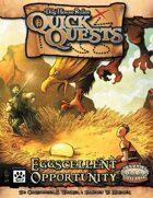 Savaged Quick Quests: Eggscellent Opportunity