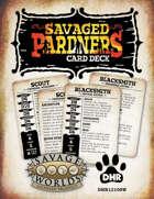 Savaged Pardners Card Deck