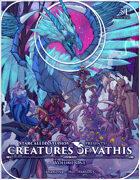 Creatures of Vathis - 5e