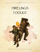 Hirelings Toolkit