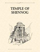 Adventure Framework 10: Temple of Shennog