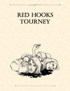 Adventure Framework 09: Red Hooks Tourney
