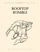 Adventure Framework 12: Rooftop Rumble
