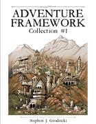 Adventure Framework Collection #1
