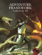 Adventure Framework Collection #2
