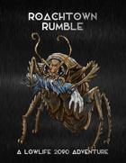 Adventure Framework 61: Roachtown Rumble