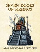 Adventure Framework 64: Seven Doors of Memnos
