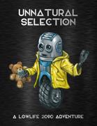 Adventure Framework 66: Unnatural Selection